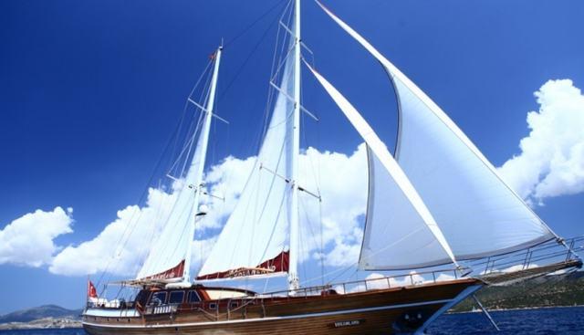 Dreamland Charter Yacht