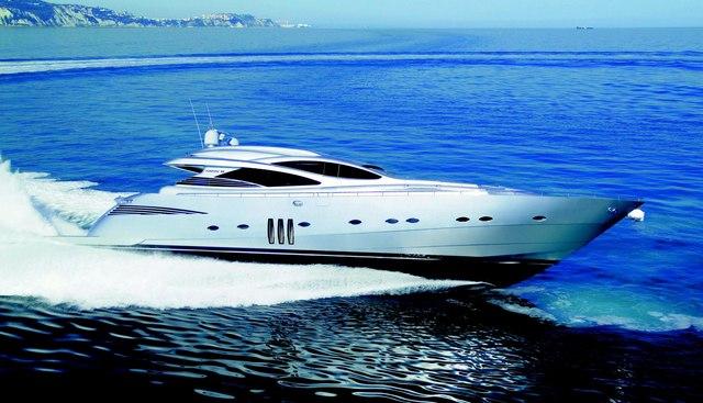 Pershing 90/12 Charter Yacht