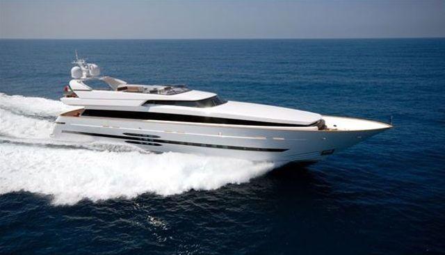 Amata Charter Yacht - 2