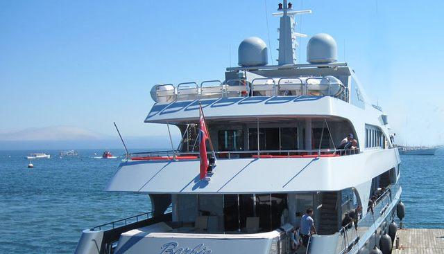 Barbie Charter Yacht - 3