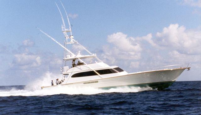 Beast Charter Yacht