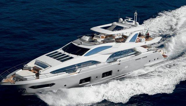 G100/02 Charter Yacht