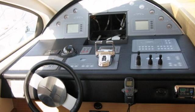 Aicon 72 SL Charter Yacht - 4