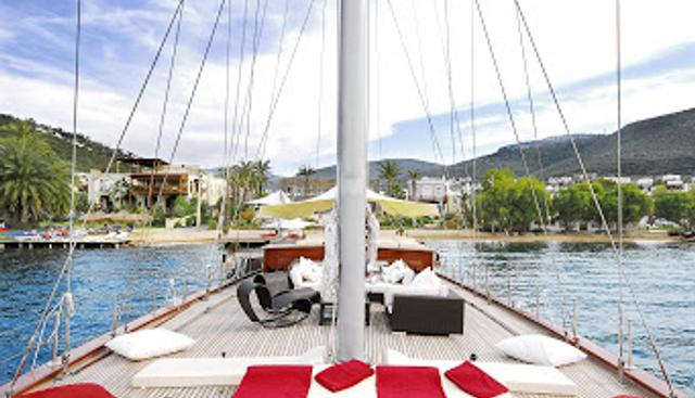 Orient Pearl Charter Yacht - 2