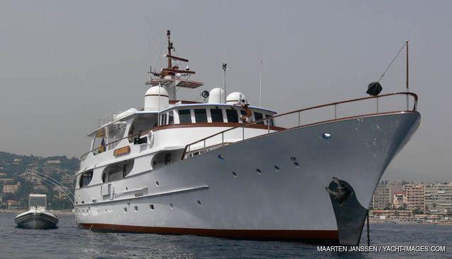 Lady Goodgirl Charter Yacht - 3