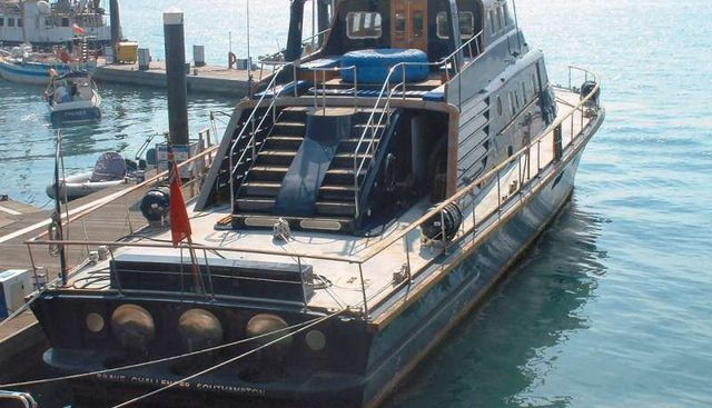 Brave Challenger Charter Yacht - 4
