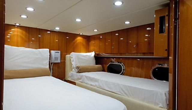 Vive Charter Yacht - 3