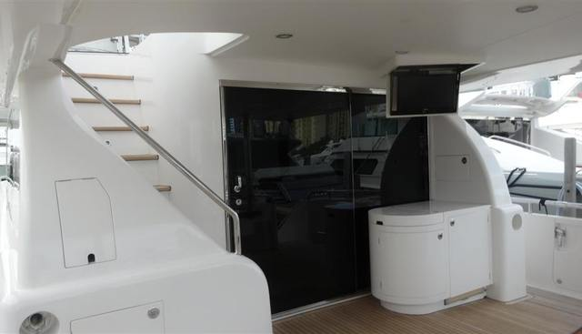 Happy Now Charter Yacht - 5
