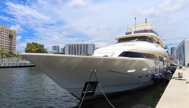 Se7en Charter Yacht