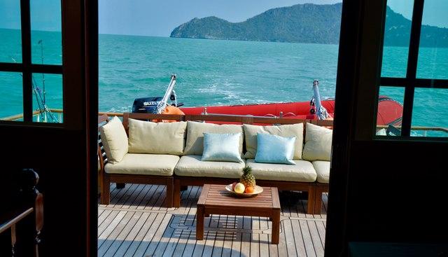 Princess Katharine Charter Yacht - 4
