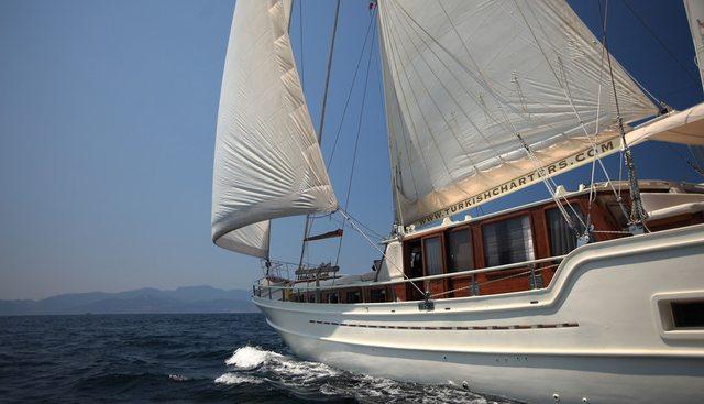 Lady Elizabeth Charter Yacht - 7