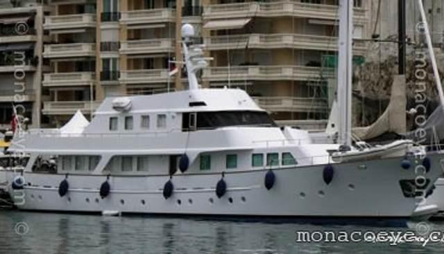 Solaria Charter Yacht