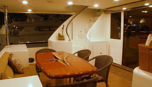 The Standard Charter Yacht - 4