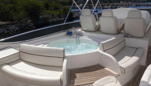 Astondoa 95 2004 Charter Yacht - 3