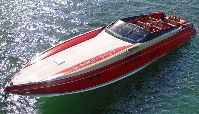 Lady Lisa Charter Yacht