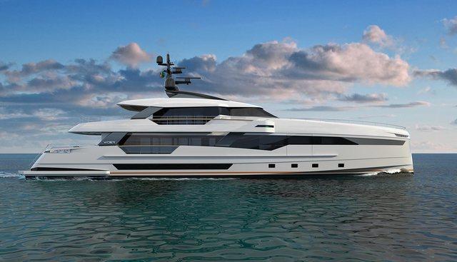 Wider 130 Charter Yacht - 2