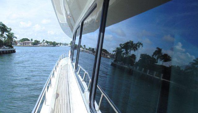 Watch Aft Charter Yacht - 6