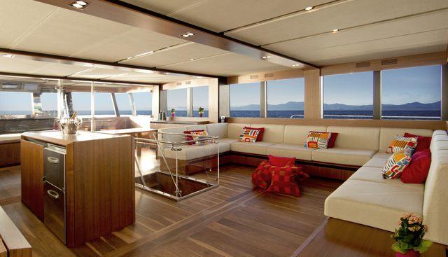 Kokonut's Wally Charter Yacht - 2