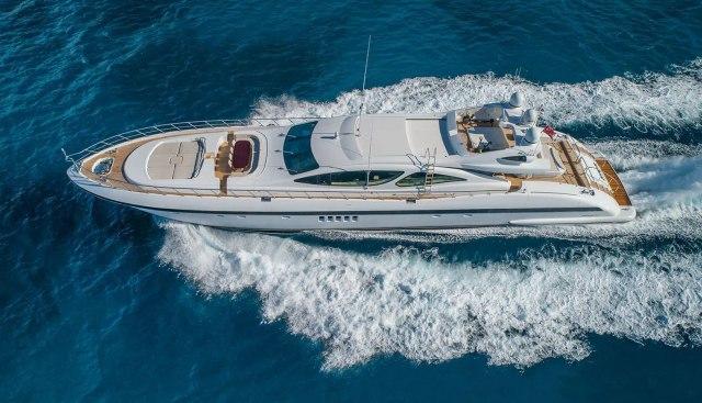 Jomar Charter Yacht