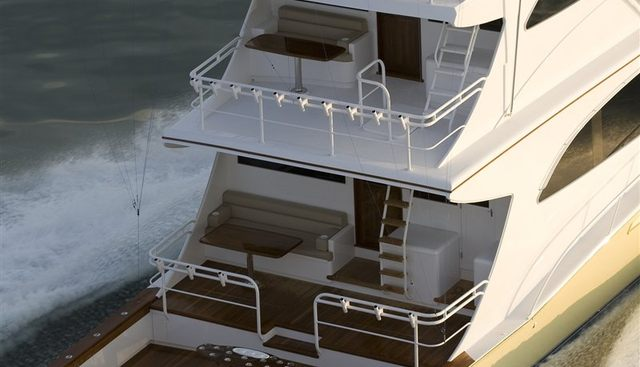 Relentless Pursuit Charter Yacht - 4