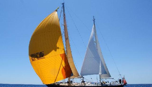 Tangaroa Charter Yacht