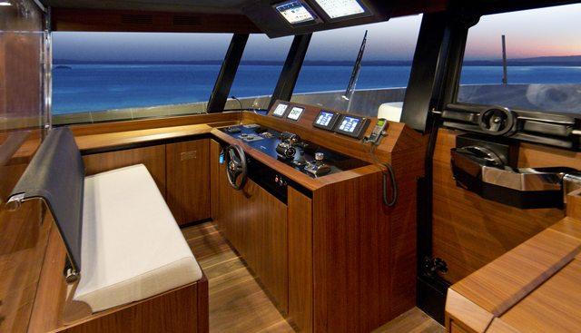 Kokonut's Wally Charter Yacht - 7