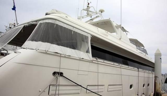 Gamayun Charter Yacht - 4