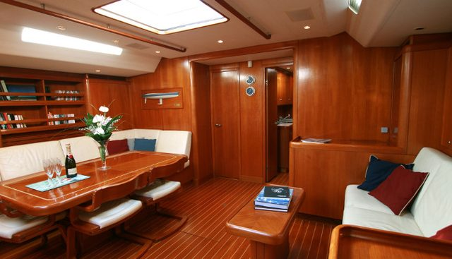 Kallima Charter Yacht - 7