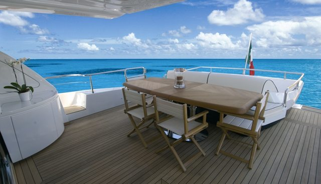 Azul Charter Yacht - 4