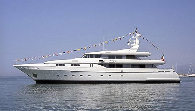 Theolina Charter Yacht - 2