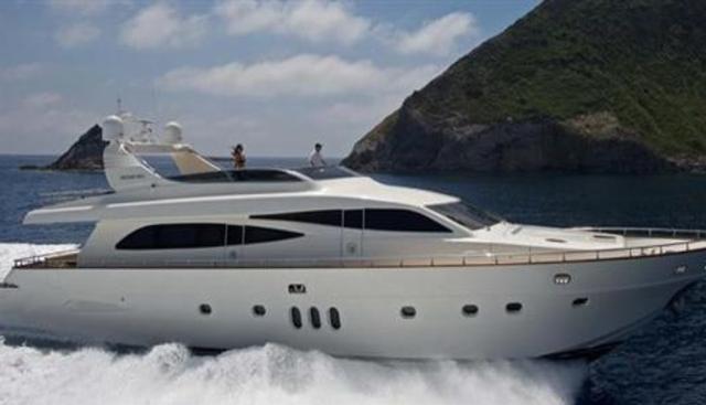 Tyamo Charter Yacht - 2