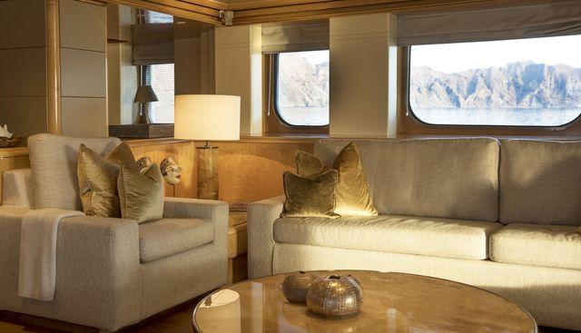 Aqua Blu Charter Yacht - 8