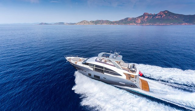 Shades of Grey Charter Yacht - 3