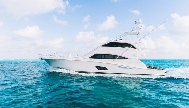 Seven Thunders Charter Yacht