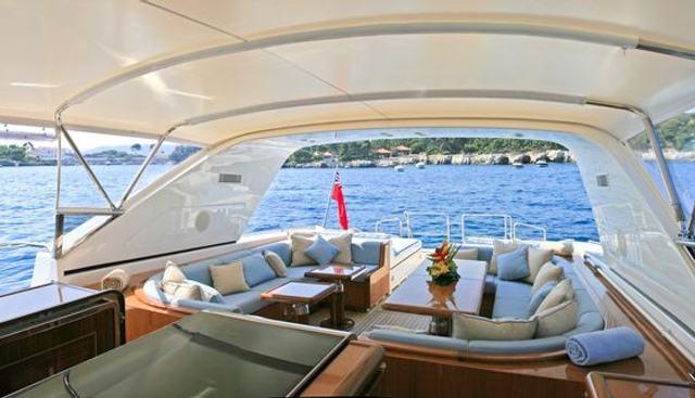 Erasmo Charter Yacht - 4