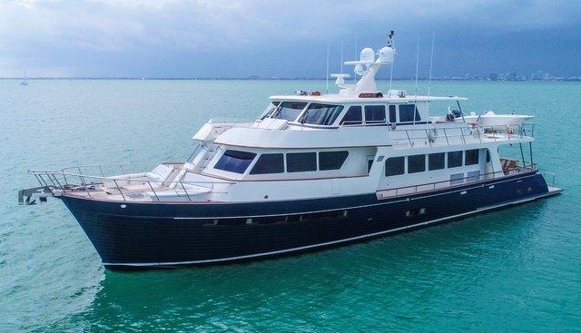 Cocori III Charter Yacht