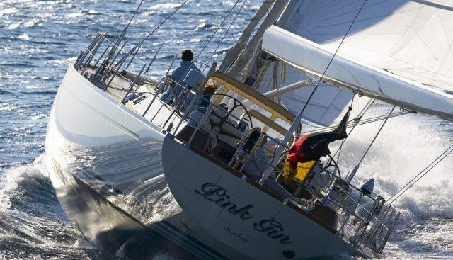 Pink Gin Charter Yacht - 4