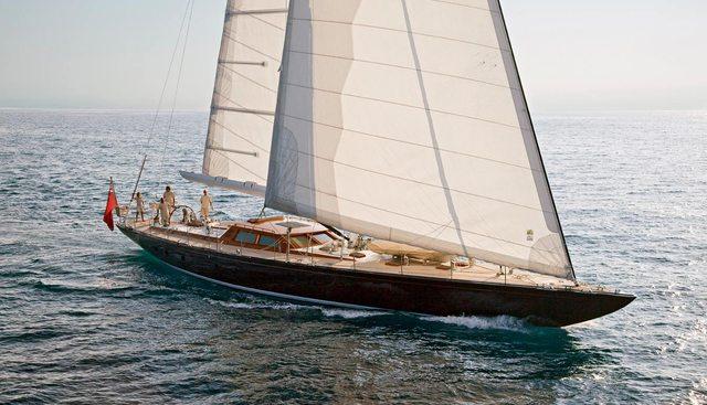 Grit Charter Yacht