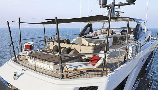 Restless Charter Yacht - 5