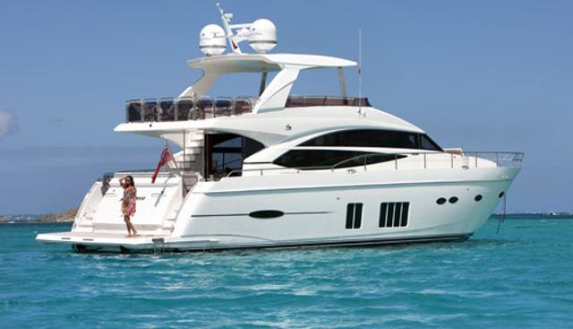 Panthera Cove Charter Yacht