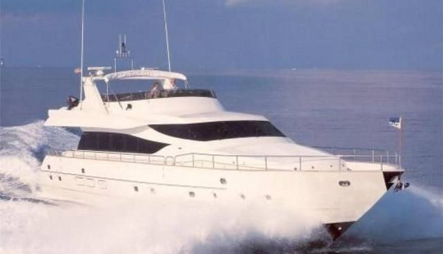 Grand Finale Charter Yacht