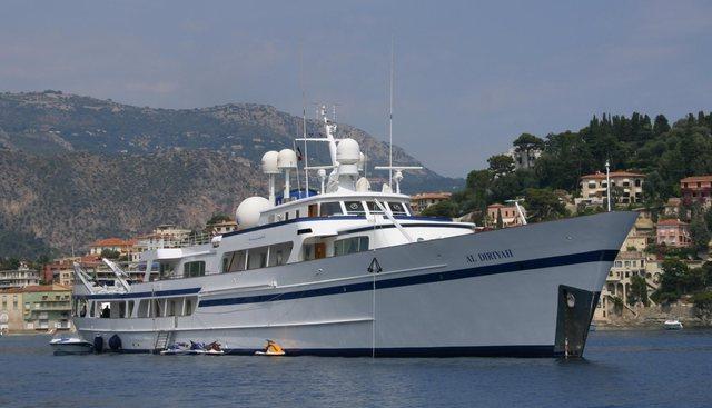 Al Diriyah Charter Yacht - 3