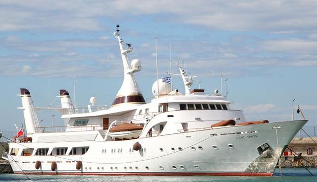 Lady Sarya Charter Yacht - 2