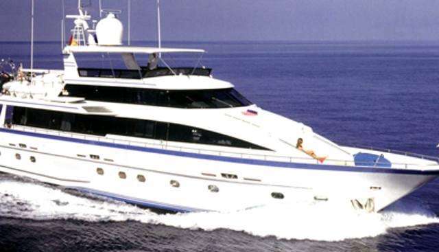 Eflin Charter Yacht