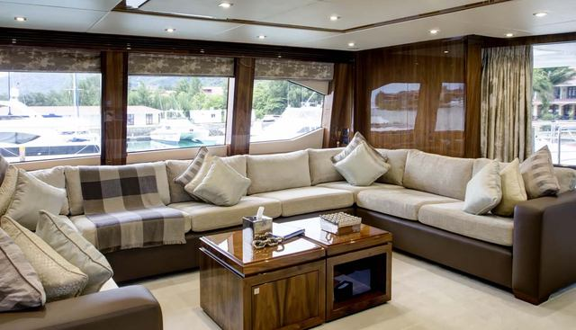 Lusia M Charter Yacht - 7