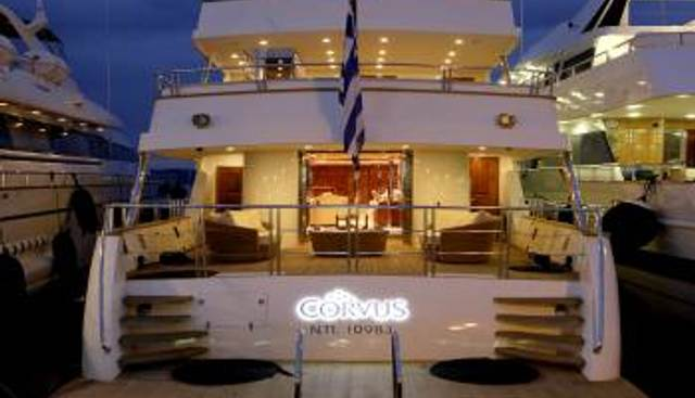 Corvus Charter Yacht - 4