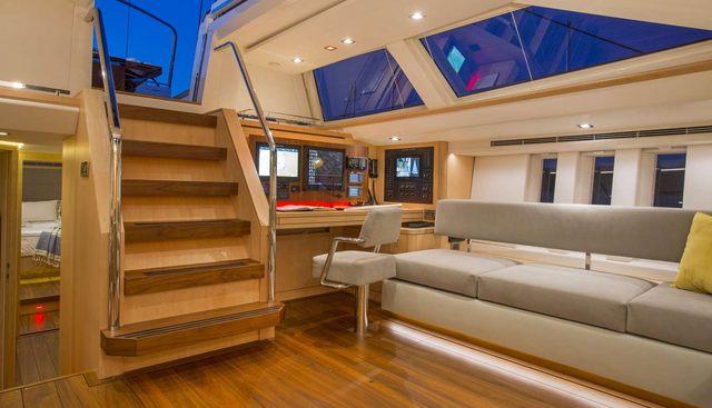 Graycious Charter Yacht - 4