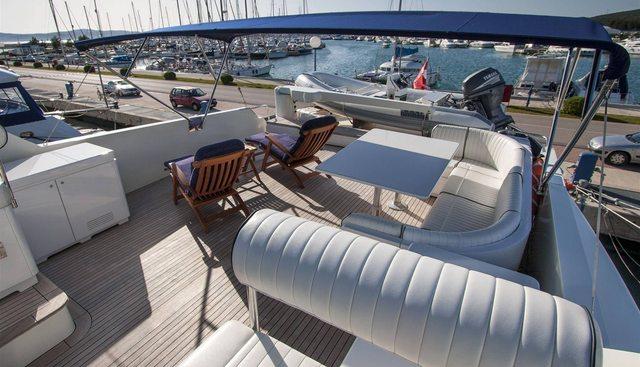 Phaedra I Charter Yacht - 5