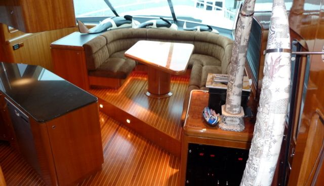 Onward Charter Yacht - 4