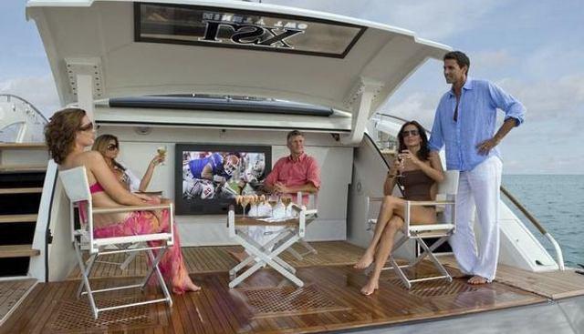 LSX 92 Charter Yacht - 3